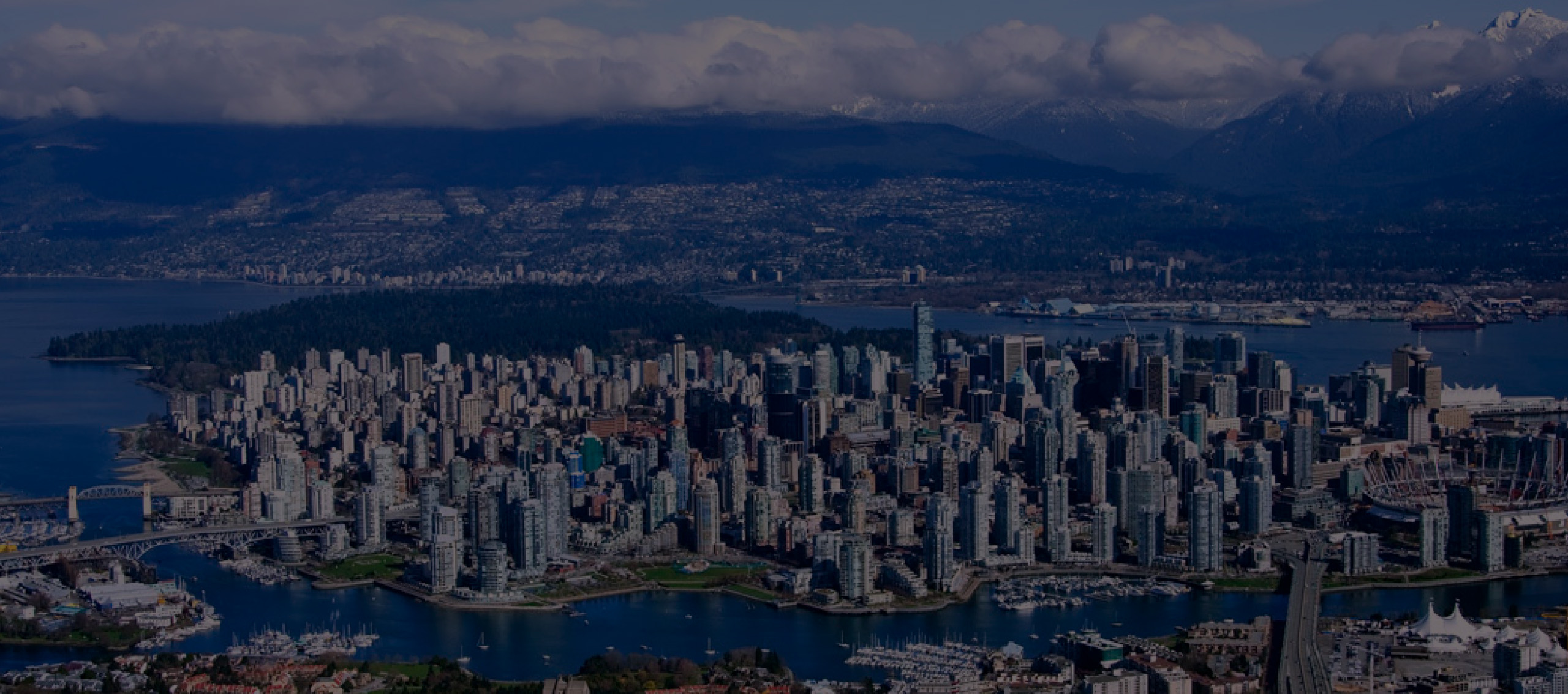 PAGE SLIDE – GET TO KNOW VANCOUVER